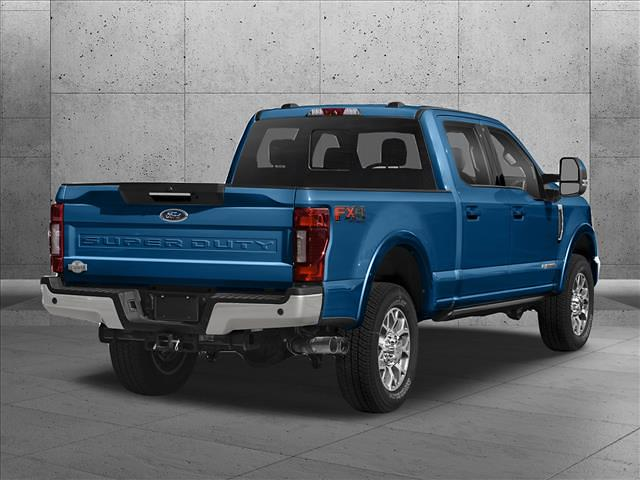 2021 Ford F-350 Crew Cab DRW 4x4, Pickup #MED29573 - photo 2
