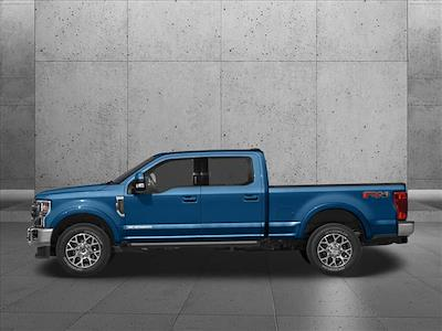 2021 Ford F-350 Crew Cab DRW 4x4, Pickup #MED29573 - photo 3