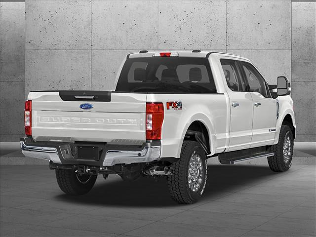 2021 Ford F-250 Crew Cab 4x4, Pickup #MED40180 - photo 2