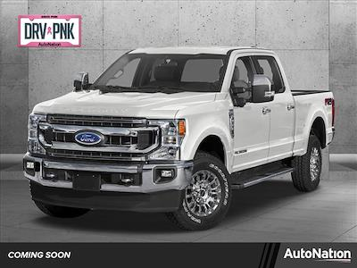 2021 Ford F-250 Crew Cab 4x4, Pickup #MED40180 - photo 1