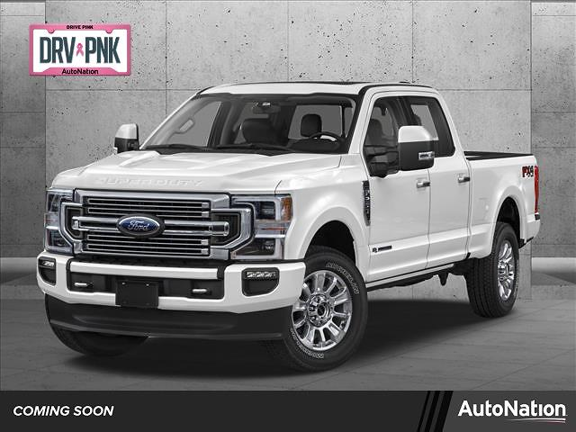 2021 Ford F-350 Crew Cab 4x4, Pickup #MED40181 - photo 1