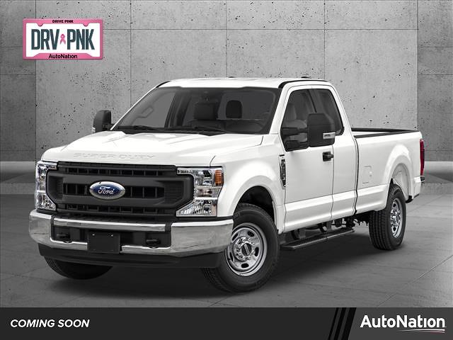 2021 Ford F-250 Super Cab 4x4, Pickup #MED40185 - photo 1