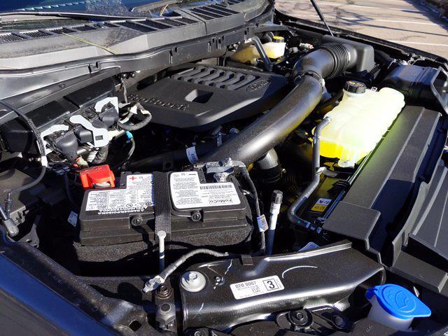 2021 Ford F-150 SuperCrew Cab 4x4, Pickup #MFA38103 - photo 18