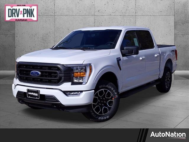 2021 Ford F-150 SuperCrew Cab 4x4, Pickup #MFA51405 - photo 1