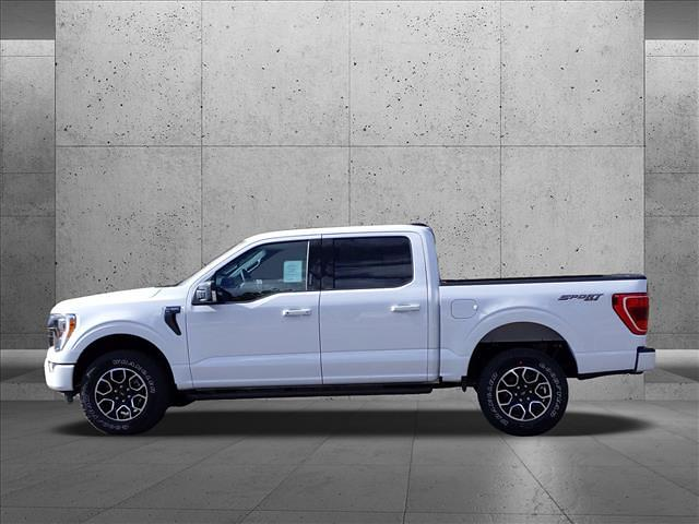 2021 Ford F-150 SuperCrew Cab 4x4, Pickup #MFA51405 - photo 6