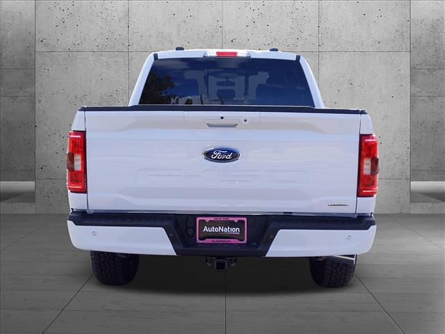 2021 Ford F-150 SuperCrew Cab 4x4, Pickup #MFA51405 - photo 9