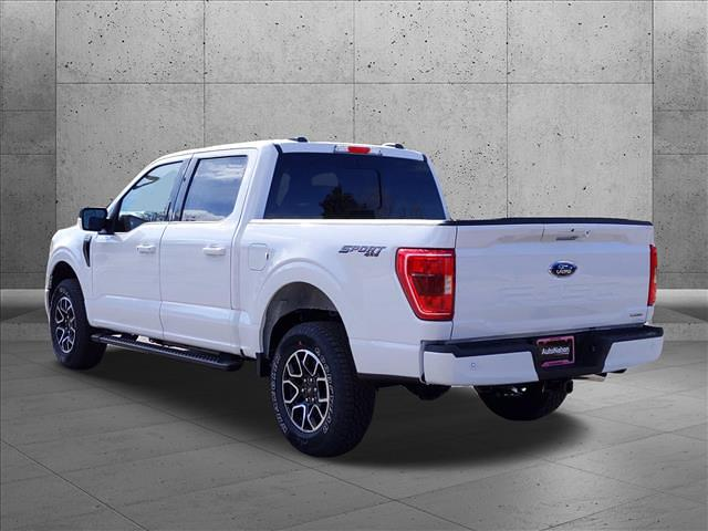 2021 Ford F-150 SuperCrew Cab 4x4, Pickup #MFA51405 - photo 2
