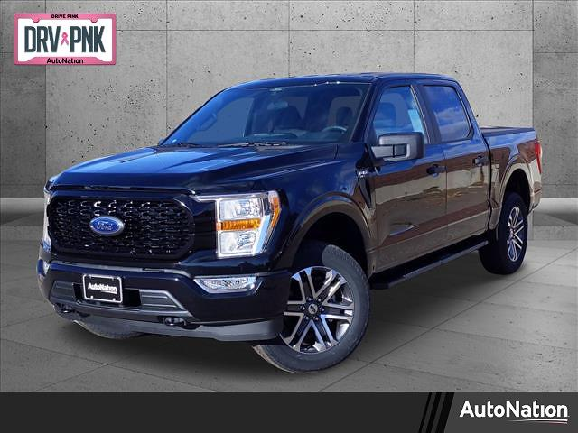 2021 Ford F-150 SuperCrew Cab 4x4, Pickup #MFA51408 - photo 1