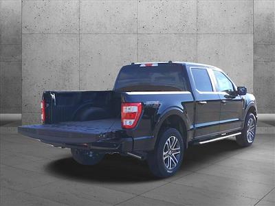 2021 Ford F-150 SuperCrew Cab 4x4, Pickup #MFA51408 - photo 3