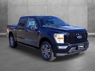 2021 Ford F-150 SuperCrew Cab 4x4, Pickup #MFA51408 - photo 8