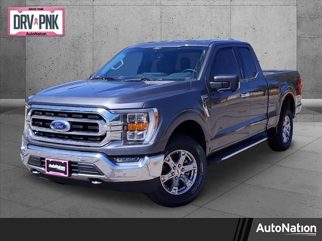 2021 Ford F-150 Super Cab 4x4, Pickup #MFA51415 - photo 1