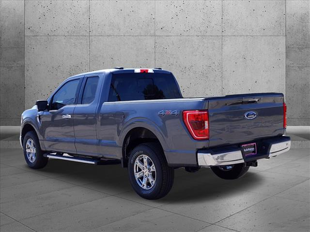 2021 Ford F-150 Super Cab 4x4, Pickup #MFA51415 - photo 2
