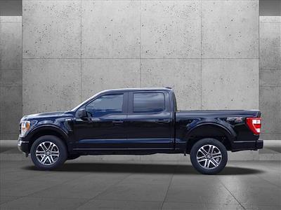 2021 Ford F-150 SuperCrew Cab 4x4, Pickup #MFA59991 - photo 4
