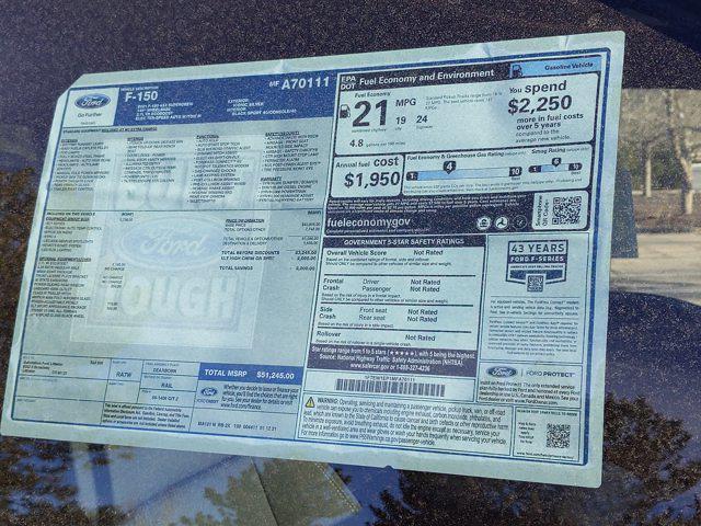2021 Ford F-150 SuperCrew Cab 4x4, Pickup #MFA70111 - photo 19