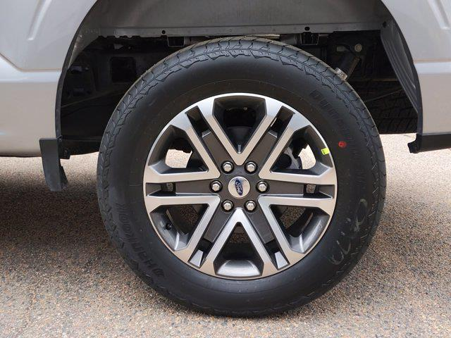 2021 Ford F-150 SuperCrew Cab 4x4, Pickup #MFA78435 - photo 10