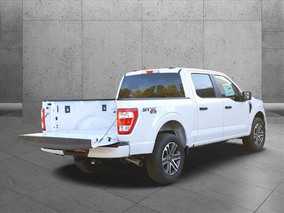 2021 Ford F-150 SuperCrew Cab 4x4, Pickup #MFA78436 - photo 3