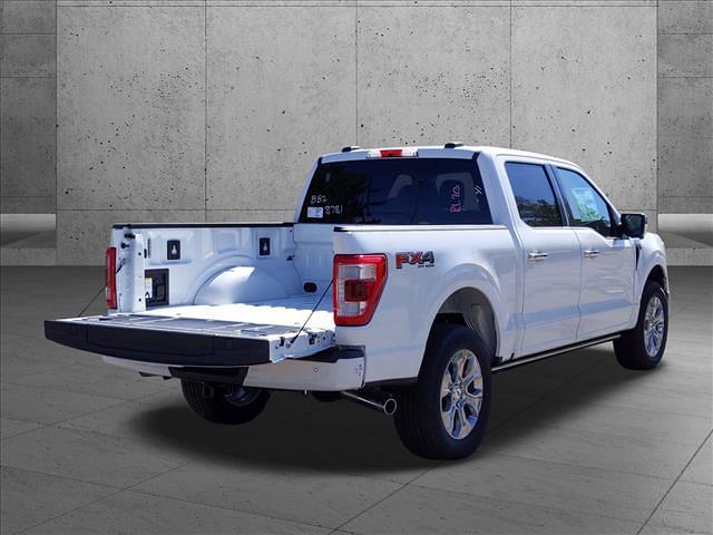 2021 Ford F-150 SuperCrew Cab 4x4, Pickup #MFB48781 - photo 1