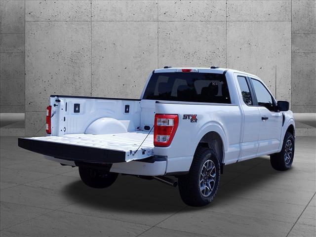 2021 Ford F-150 Super Cab 4x4, Pickup #MFB54172 - photo 2