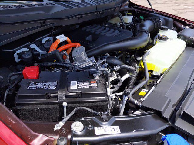 2021 Ford F-150 SuperCrew Cab 4x4, Pickup #MFB86950 - photo 12