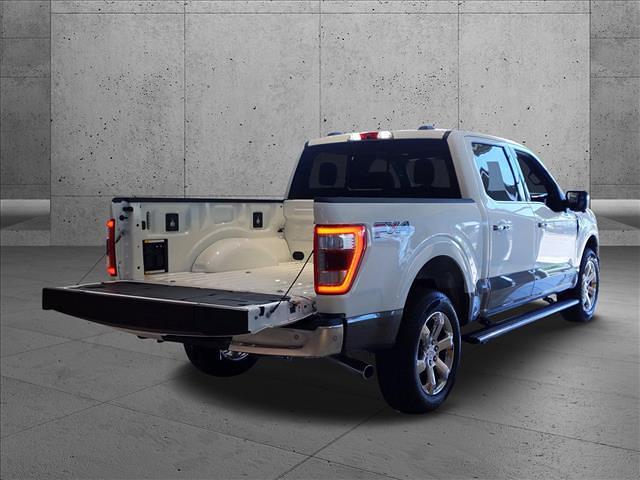 2021 Ford F-150 SuperCrew Cab 4x4, Pickup #MFC05896 - photo 1