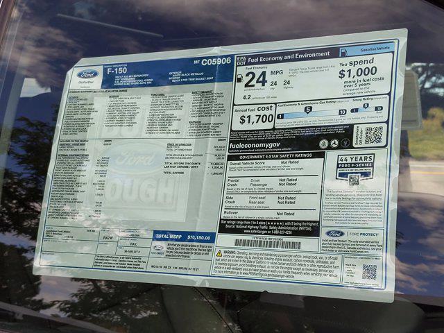 2021 F-150 SuperCrew Cab 4x4,  Pickup #MFC05906 - photo 19