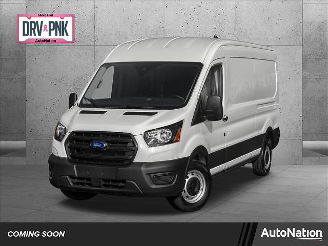 2021 Ford Transit 250 Medium Roof AWD, Empty Cargo Van #MKA19417 - photo 1