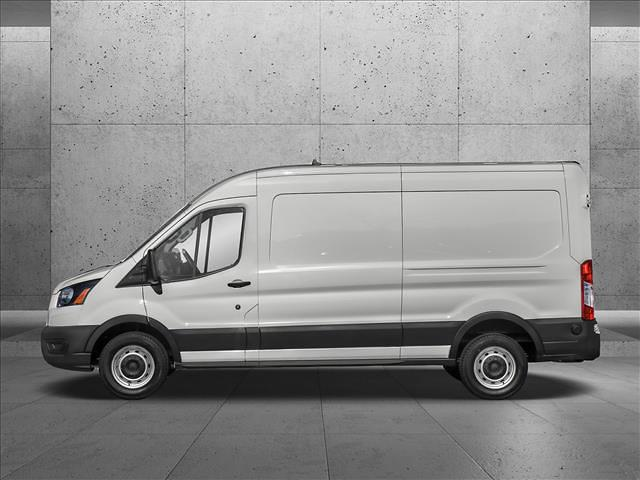 2021 Ford Transit 250 Medium Roof AWD, Empty Cargo Van #MKA19417 - photo 3