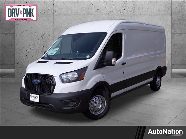 2021 Ford Transit 250 Medium Roof AWD, Empty Cargo Van #MKA29959 - photo 1