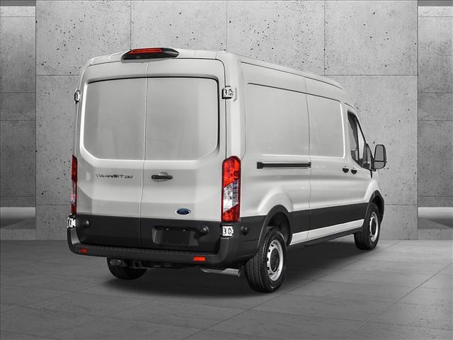 2021 Ford Transit 250 Medium Roof AWD, Empty Cargo Van #MKA29972 - photo 3