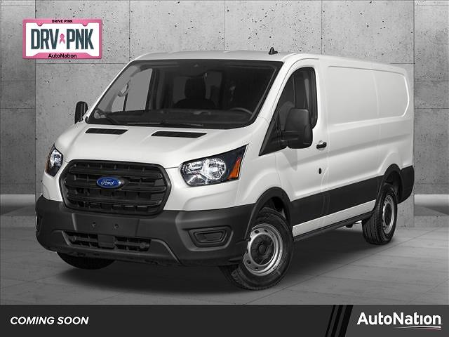 2021 Ford Transit 250 Medium Roof AWD, Empty Cargo Van #MKA29973 - photo 1