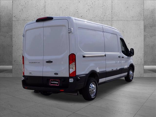 2021 Ford Transit 250 Medium Roof AWD, Empty Cargo Van #MKA29974 - photo 2