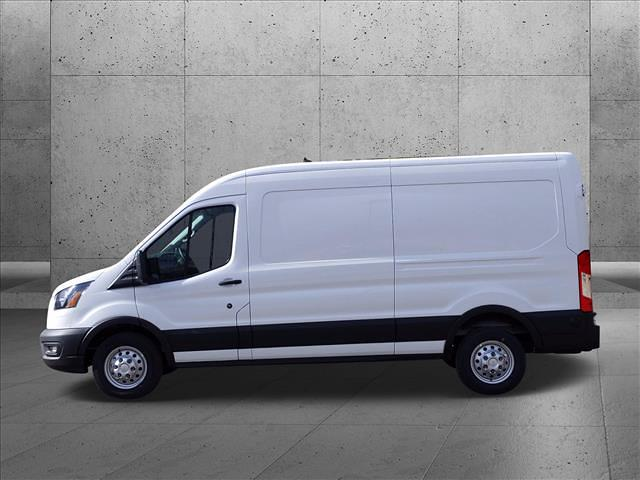 2021 Ford Transit 250 Medium Roof AWD, Empty Cargo Van #MKA29974 - photo 5