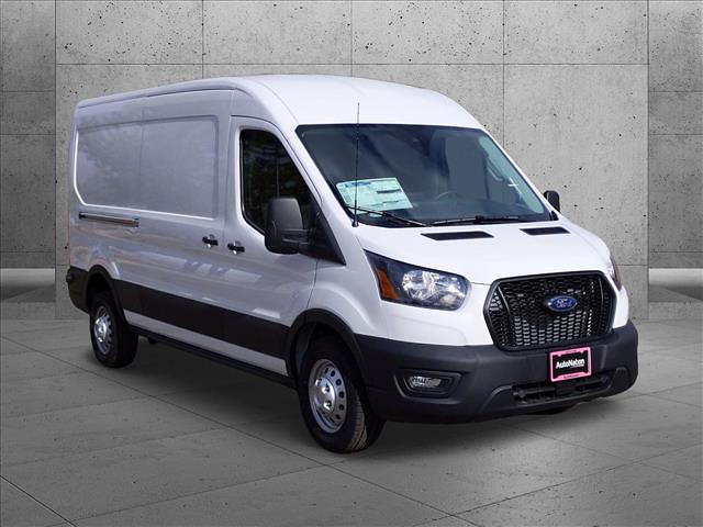 2021 Ford Transit 250 Medium Roof AWD, Empty Cargo Van #MKA29974 - photo 7