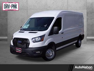 2021 Ford Transit 250 Medium Roof AWD, Empty Cargo Van #MKA29974 - photo 1