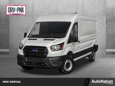 2021 Ford Transit 250 Medium Roof AWD, Empty Cargo Van #MKA29975 - photo 1