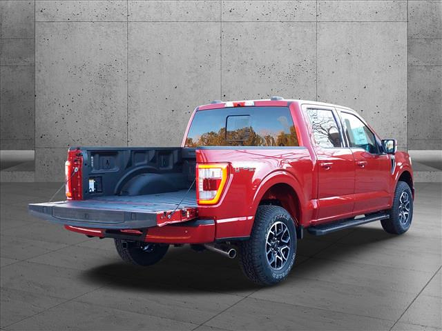 2021 Ford F-150 SuperCrew Cab 4x4, Pickup #MKD01636 - photo 3