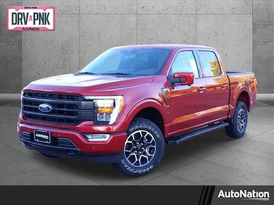 2021 Ford F-150 SuperCrew Cab 4x4, Pickup #MKD01636 - photo 1