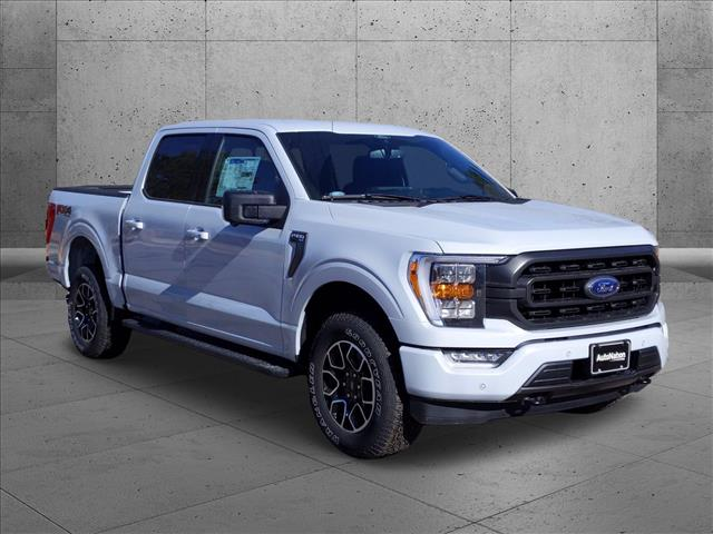 2021 Ford F-150 SuperCrew Cab 4x4, Pickup #MKD16536 - photo 8