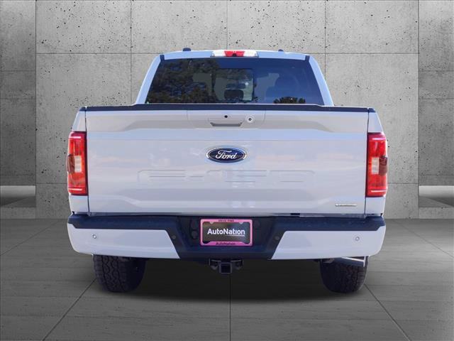 2021 Ford F-150 SuperCrew Cab 4x4, Pickup #MKD16536 - photo 9