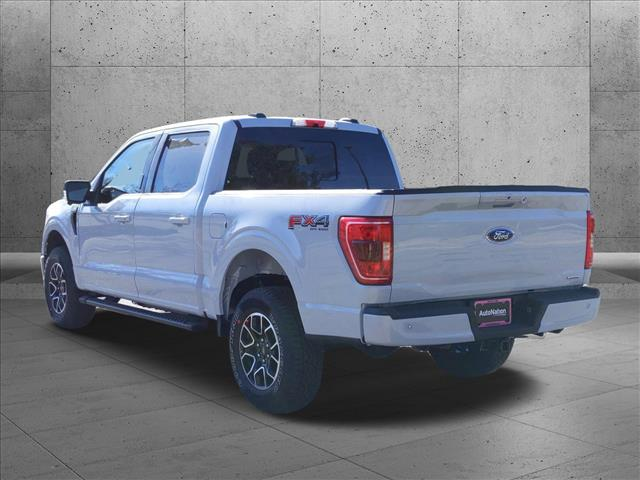 2021 Ford F-150 SuperCrew Cab 4x4, Pickup #MKD16536 - photo 2