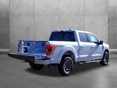 2021 Ford F-150 SuperCrew Cab 4x4, Pickup #MKD16536 - photo 3