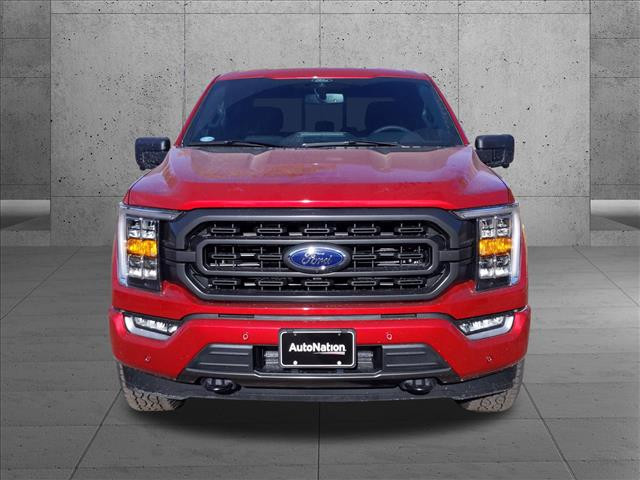 2021 Ford F-150 SuperCrew Cab 4x4, Pickup #MKD16538 - photo 7