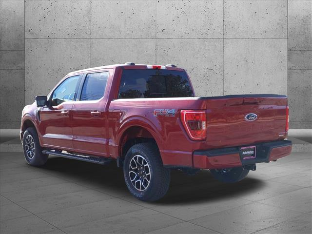 2021 Ford F-150 SuperCrew Cab 4x4, Pickup #MKD16538 - photo 2