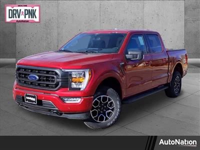 2021 Ford F-150 SuperCrew Cab 4x4, Pickup #MKD16538 - photo 1