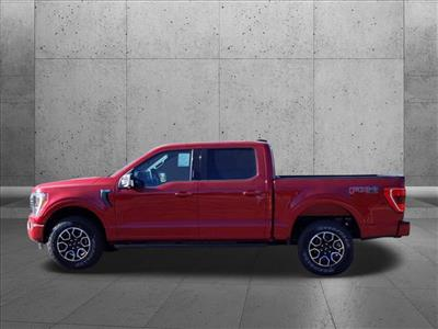 2021 Ford F-150 SuperCrew Cab 4x4, Pickup #MKD16538 - photo 6