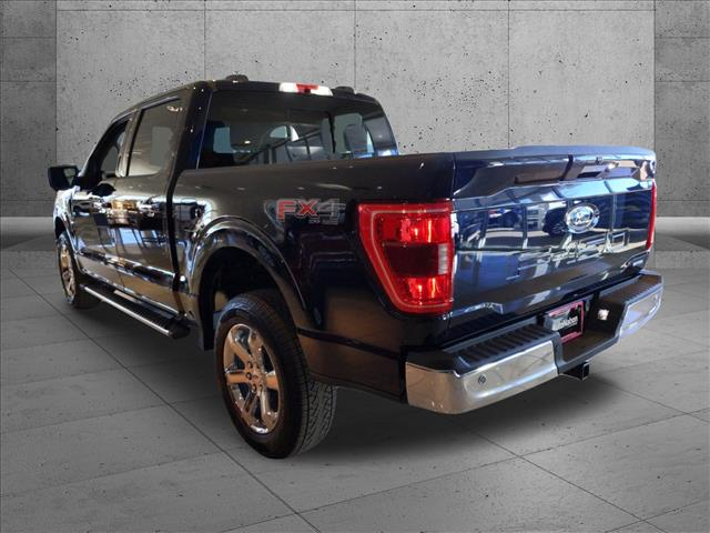 2021 Ford F-150 SuperCrew Cab 4x4, Pickup #MKD16541 - photo 2
