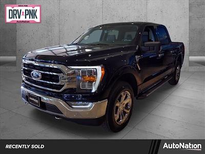2021 Ford F-150 SuperCrew Cab 4x4, Pickup #MKD16541 - photo 1