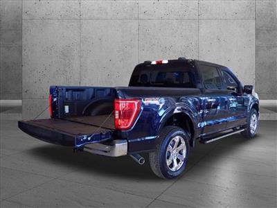 2021 Ford F-150 SuperCrew Cab 4x4, Pickup #MKD16541 - photo 3