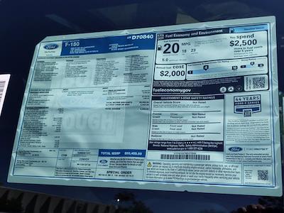 2021 F-150 SuperCrew Cab 4x4,  Pickup #MKD70840 - photo 20