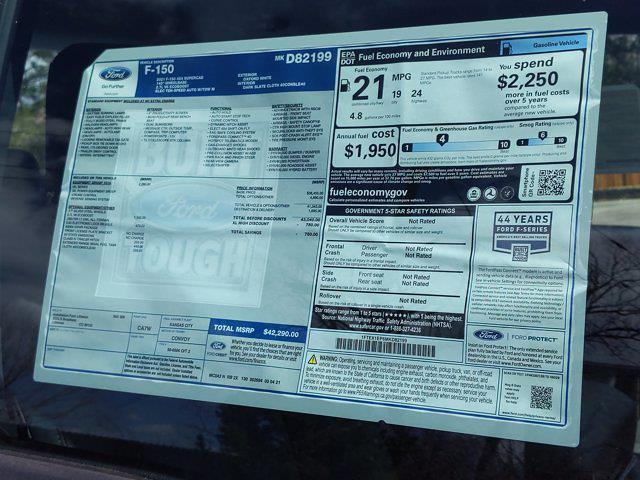 2021 Ford F-150 Super Cab 4x4, Pickup #MKD82199 - photo 18